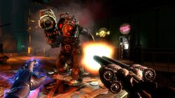 Rumbler Battle Angry