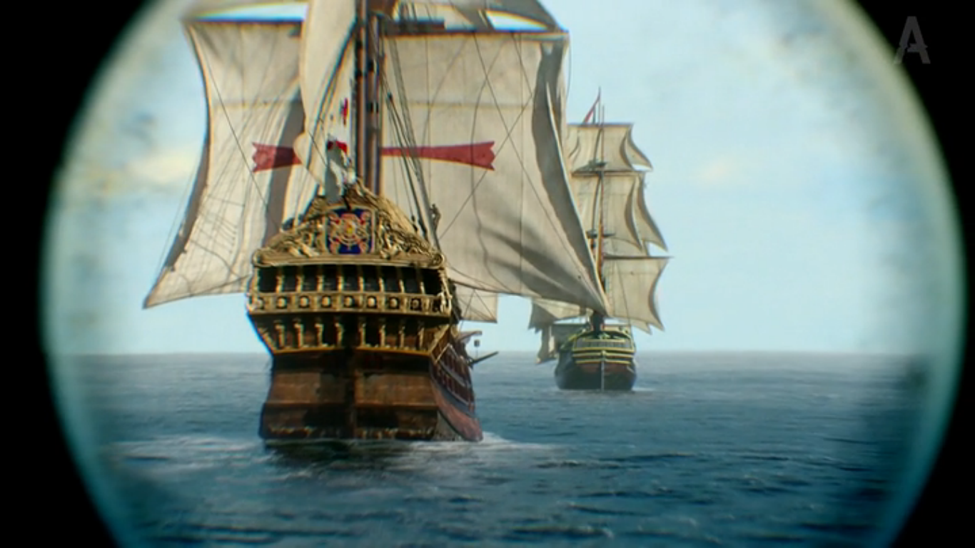 Image - Two ships.PNG | Black Sails Wiki | Fandom powered ...