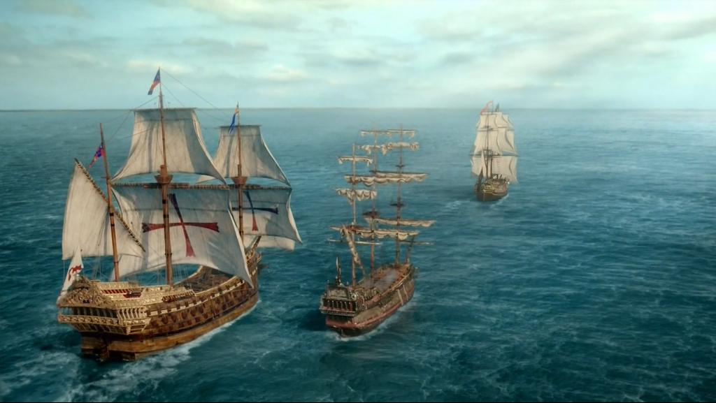 Spanish Man O' War/Gallery | Black Sails Wiki | Fandom ...