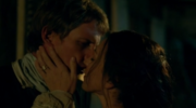 Lambrick and Miranda kiss S1E6