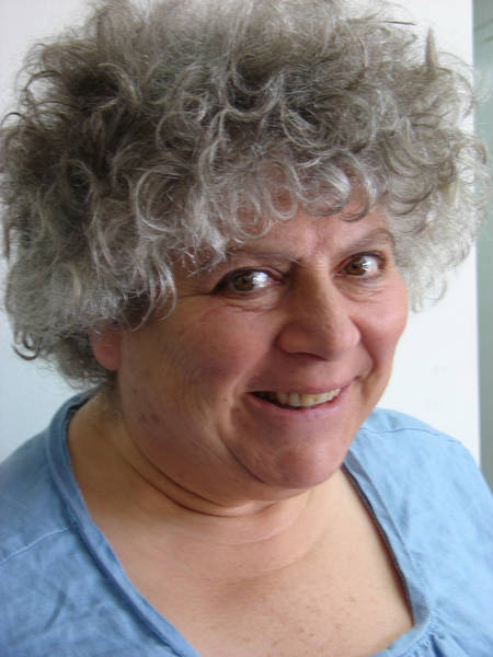 miriam margolyes heather sutherland photos