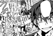 Rentaro remembers leaving his Initiator