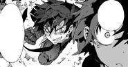 Rentaro replaces Enju