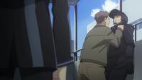Tadashima questions his men