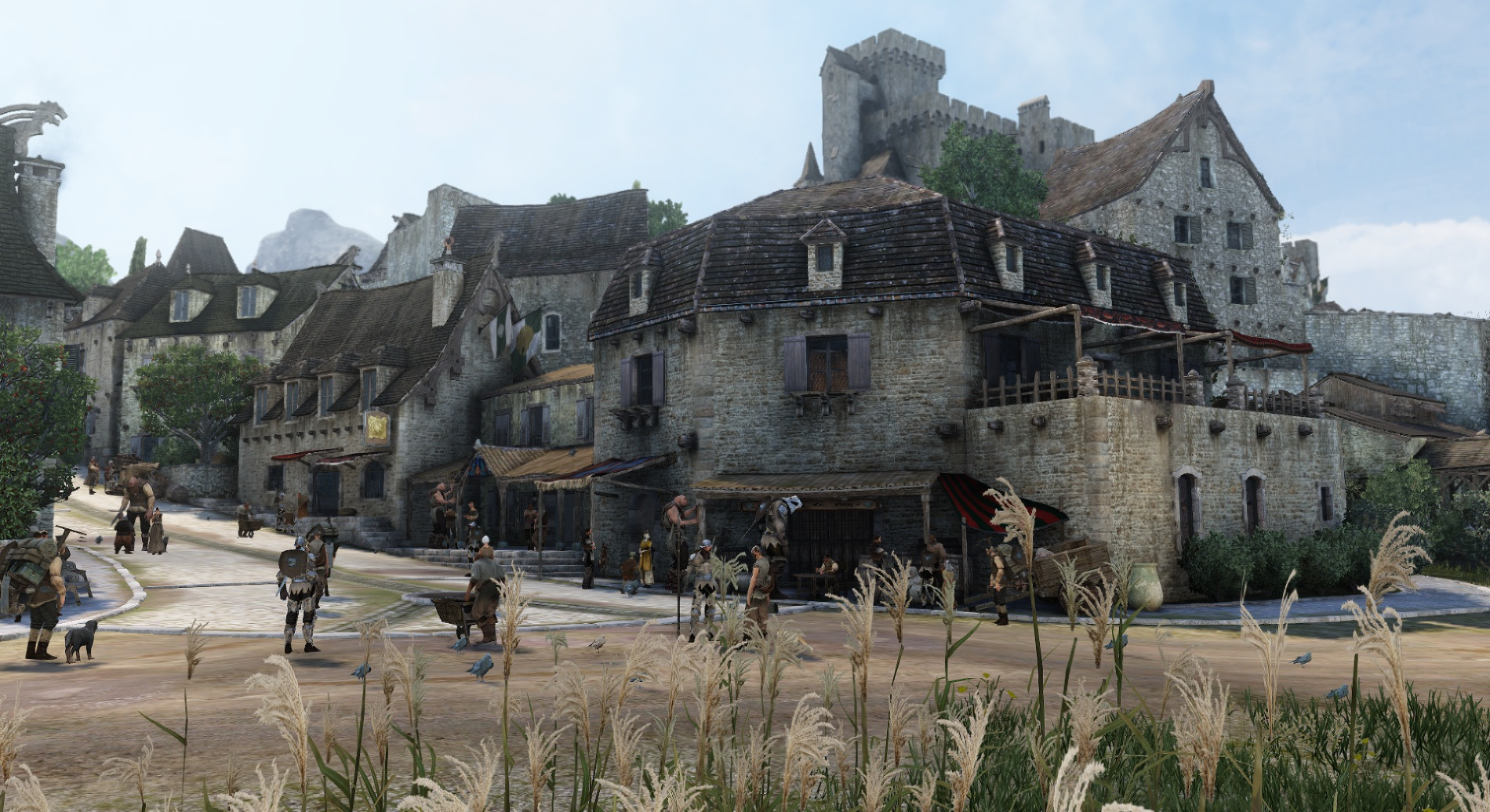 Black Desert: Towns, Combat and Map | Shroud of the Avatar Forum