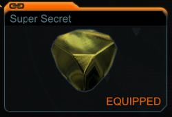 Super Secret camo