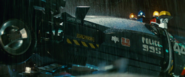 Police Sinner Upclose (Bladerunner)
