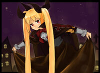 Rachel Alucard (Birthday Illustration, 2013)