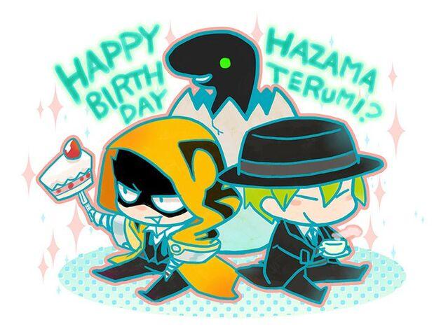 File:Hazama, Yūki Terumi (Birthday Illustration, 2014, 01).jpg