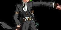 Hazama/Move List