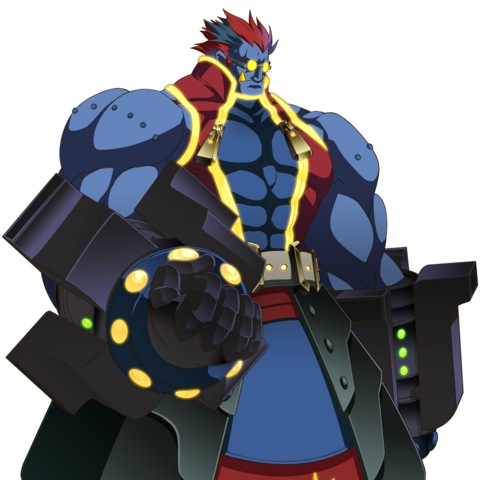 File:Mecha-Tager (Story Mode Artwork, Normal).png