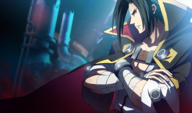 File:Kagura Mutsuki (Chronophantasma, Arcade Mode Illustration, 2, Type A).png