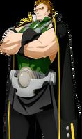 Drei (Character Artwork, 3)