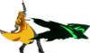 Yūki Terumi (Sprite, 5D)