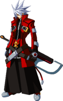 Ragna the Bloodedge (Sprite)