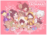 Taokaka (Birthday Illustration, Sumeragi, 2013)