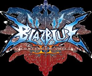 BlazBlue Continuum Shift II (Logo)