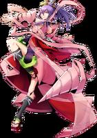Amane Nishiki (Centralfiction, Character Select Artwork)