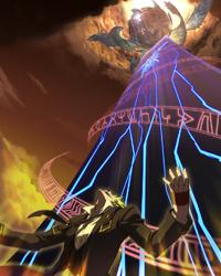 Universal (Continuum Shift, Arcade Mode Illustration, 2)