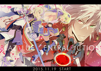 Central Fiction illustration by Sumeragi