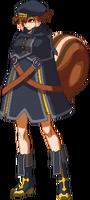 Makoto Nanaya (Sprite, Coated)