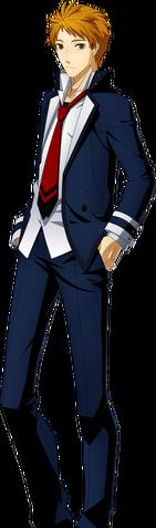 File:Akira Kamewari (Character Artwork, 2, Type A).png