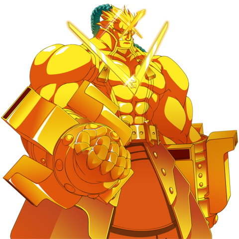 File:Golden Tager X (Story Mode Artwork, Normal).png