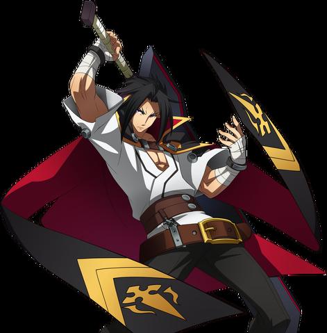 File:Kagura Mutsuki (Story Mode Artwork, Pre Battle).png