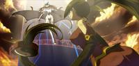 Litchi Faye-Ling (Continuum Shift, Arcade Mode Illustration, 2)