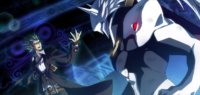 Hakumen (Chronophantasma, Arcade Mode Illustration, 1)
