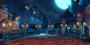 Moonlight Castle -Halloween- (Stage, Chronophantasma)