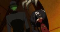 BlazBlue Alter Memory (Episode 9, Screenshot 1)