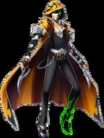 Yūki Terumi (Chronophantasma, Character Select Artwork)