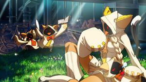 Taokaka (Calamity Trigger, Story Mode Illustration, 2)