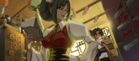 Litchi Faye-Ling (Calamity Trigger, Arcade Mode Illustration, 1, Type B)
