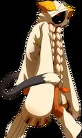 Taokaka (Story Mode Artwork, Defeated)