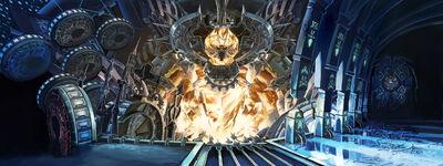 Sheol Gate AD2199.12.31 (Stage)
