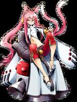 Kokonoe Mercury (Centralfiction, Character Select Artwork)