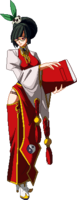 Litchi Faye-Ling (Sprite, Alternate Outfit)