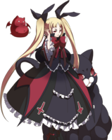 Rachel Alucard (Story Mode Artwork, Normal)