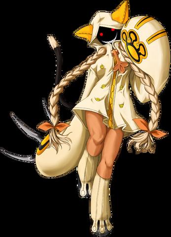 File:Taokaka (Calamity Trigger, Character Select Artwork).png
