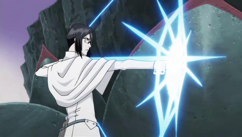 saber (fate zero/ stay night) VS uryu ishida (bleach)   SpaceBattles