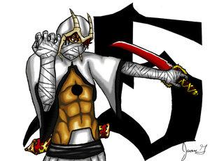 5th Espada by EvilR503
