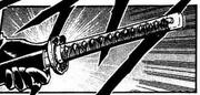 Twelfth Squad fukutaichou-zanpakuto