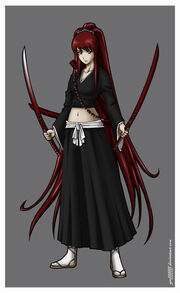 Shinigami Woman 1