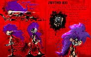 Psycho Kid Character Sheet by skull boy666