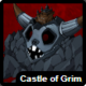 Castle of grim icon