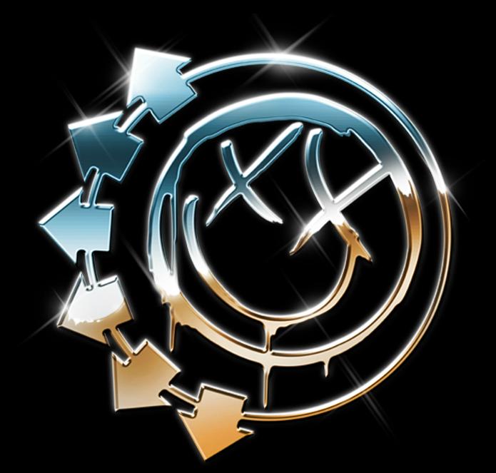 Resultado de imagen de blink-182 logo