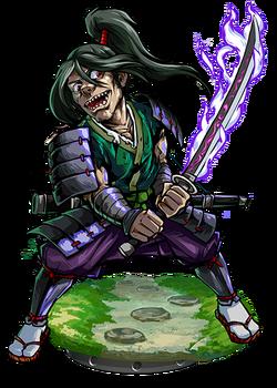 Muramasa, the Cursed Katana | Blood Brothers Wiki | Fandom ...