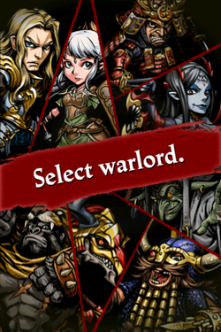 WarlordSelection